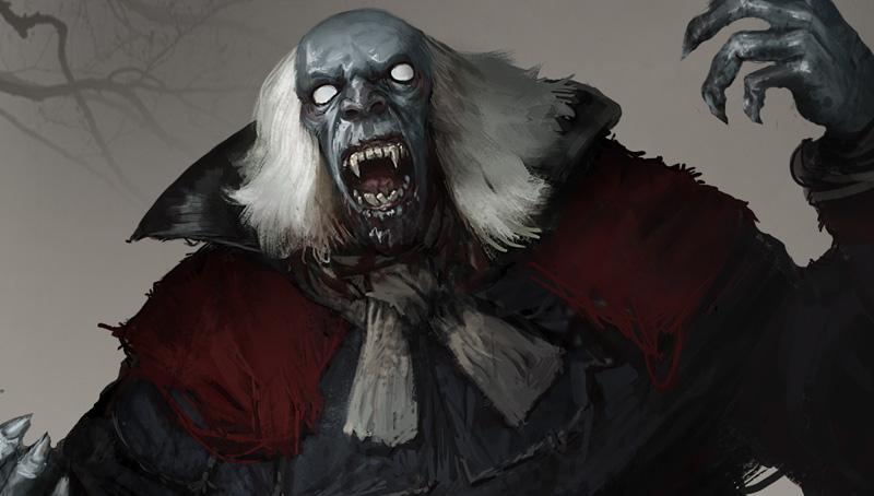 Vampire teaser