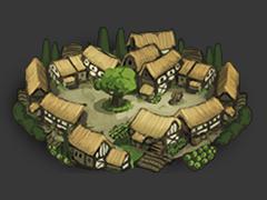 village_mock