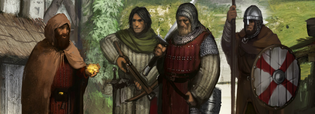 Dev Blog #26: Mercenary Contracts and Greenlight Update ...  Dev Blog #26: M...