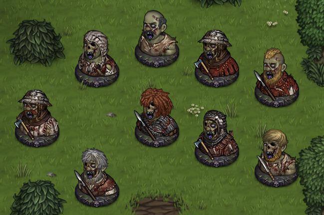 zombie overhaul battle brothers new
