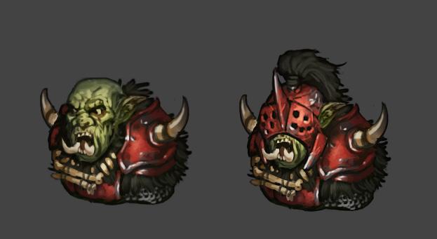 Orc Boss