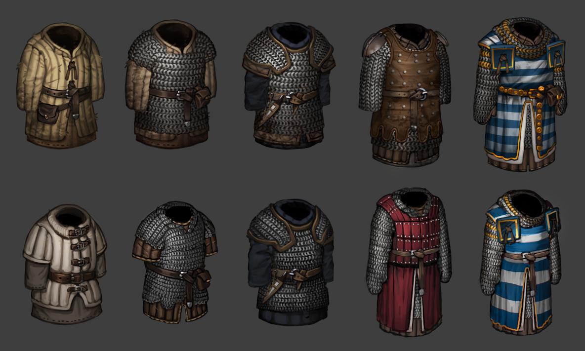 Armor Compare