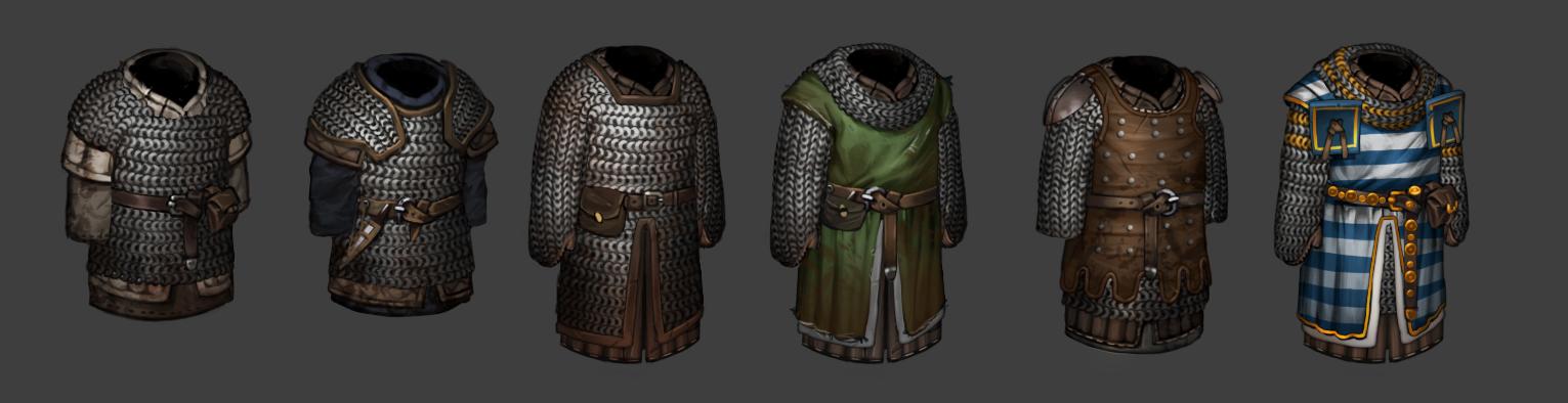 BB Armors NEw