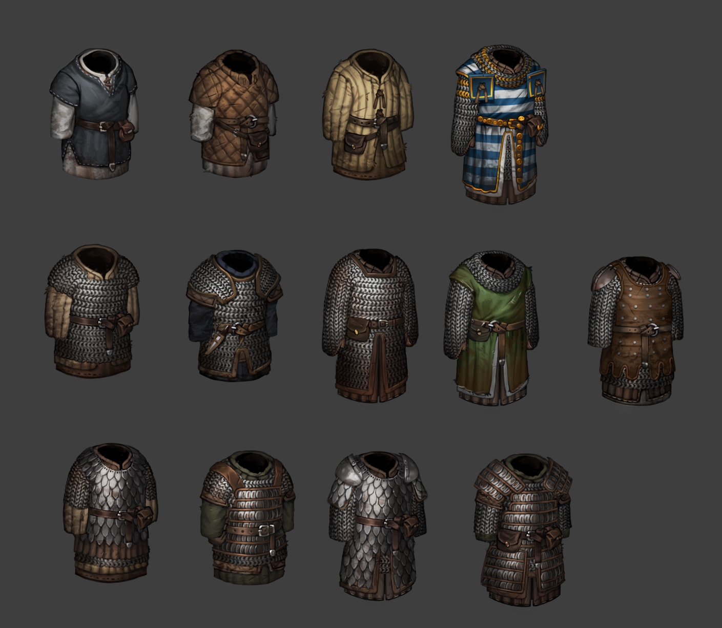 Armor Overview