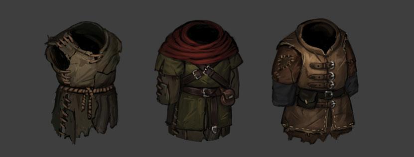 Bandit Armors 1