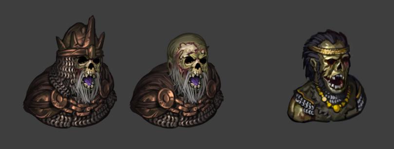 Zombie Noble