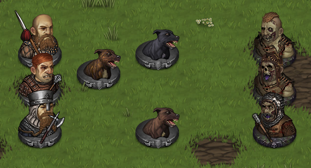 wardogs medieval combat rpg fantasy