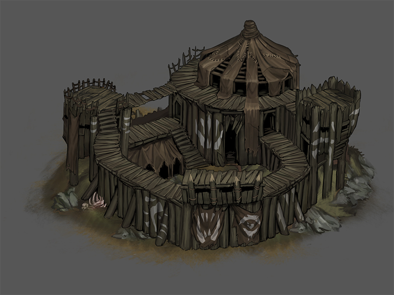 Orc Fortress