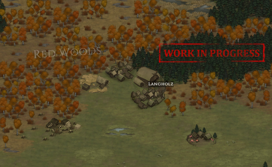 Attached Locations in Game WIP