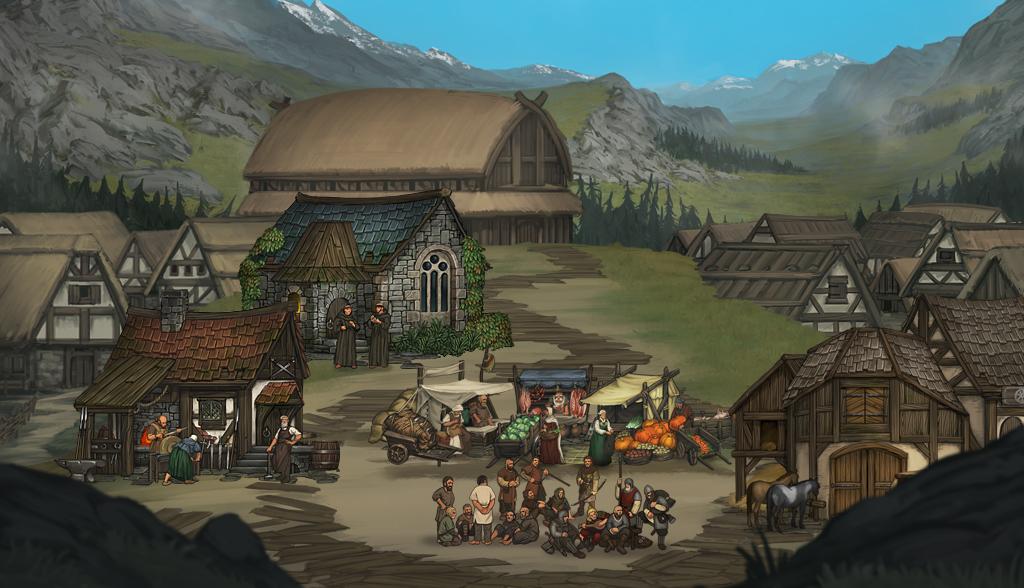 Mtn village