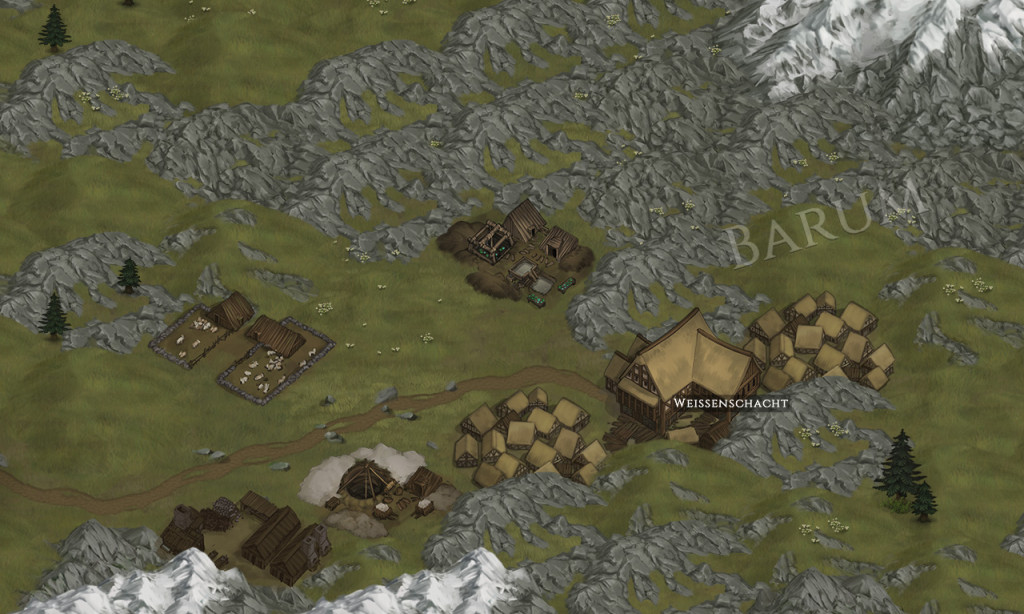 worldmap mountains hills