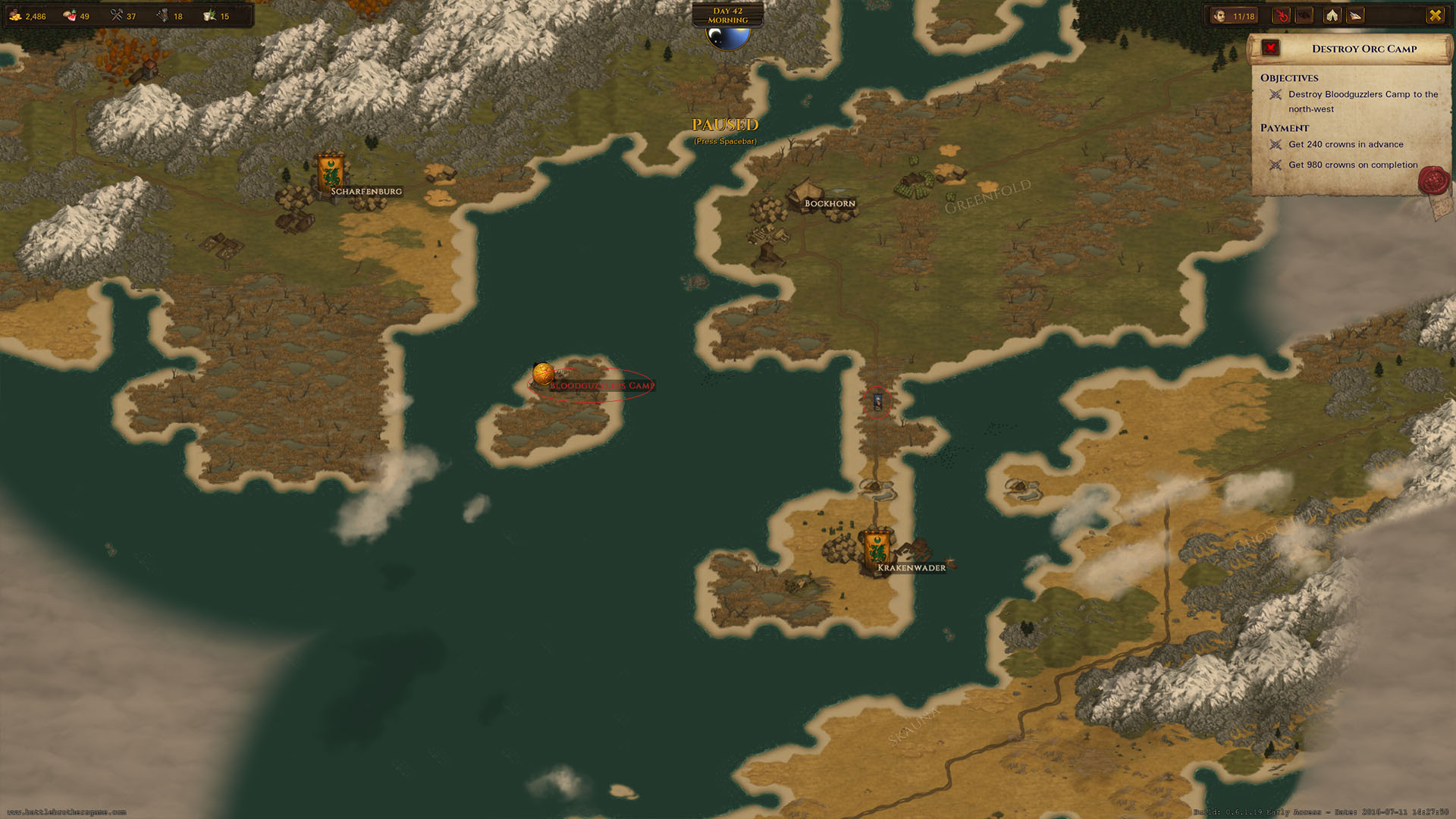 unreachable-island   Battle Brothers Developer Blog
