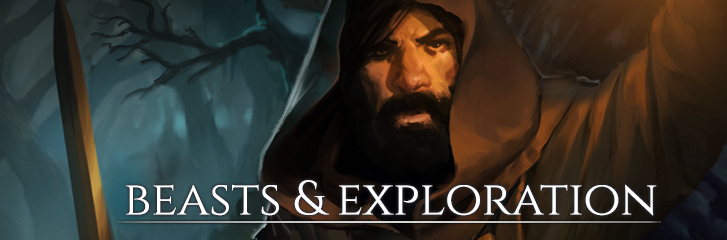 Beasts & Exploration' DLC Announcement | Battle Brothers Developer Blog