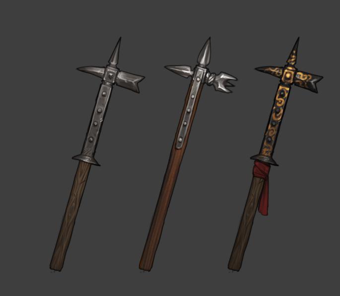 polehammers