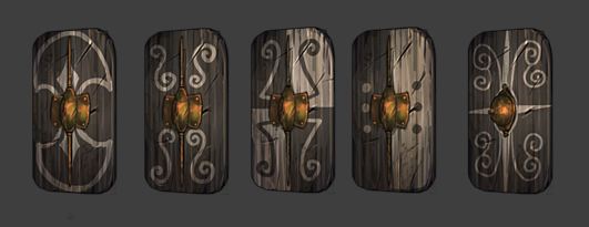 Tower Shields