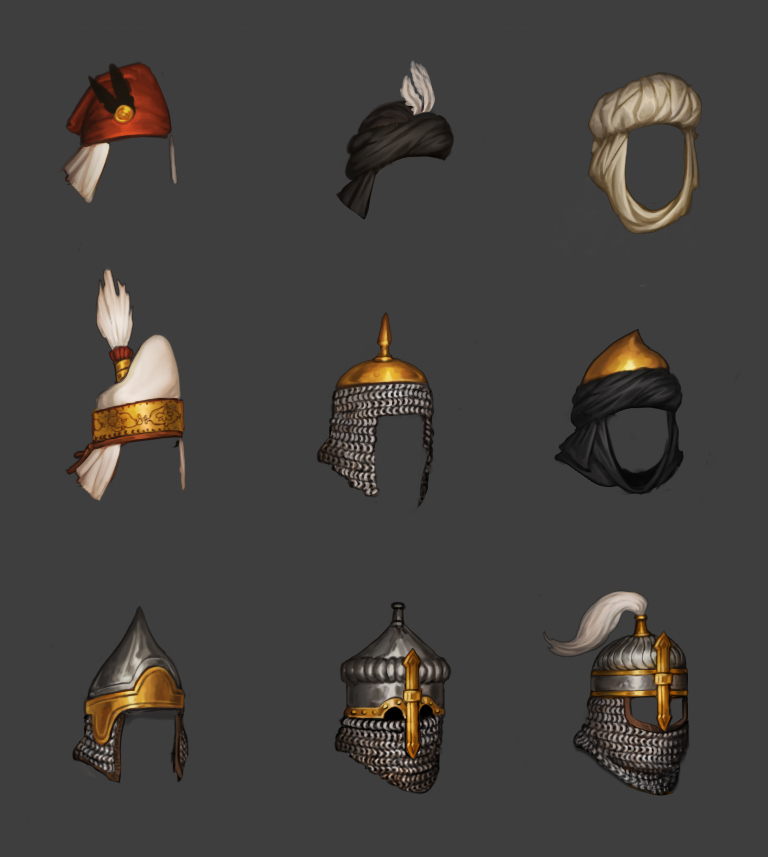 City State helmets